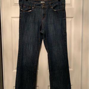 Woman's GAP Bootcut Jeans
